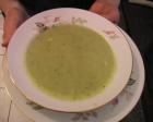 soupe aux courgettes recette
