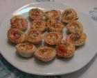 Gâteaux apéro aux escargots recette