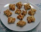 Gâteaux apéro aux oignons confits recette