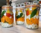 3 - Légumes à l'huile