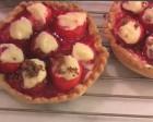 tartelettes aux fraises chaudes recette