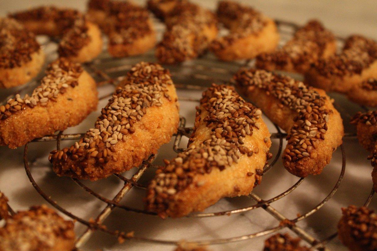 Cornes De Gazelle Recette En Vidéo La Cuisine De Monica - La cuisine de monica