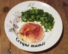 Croque mamie recette