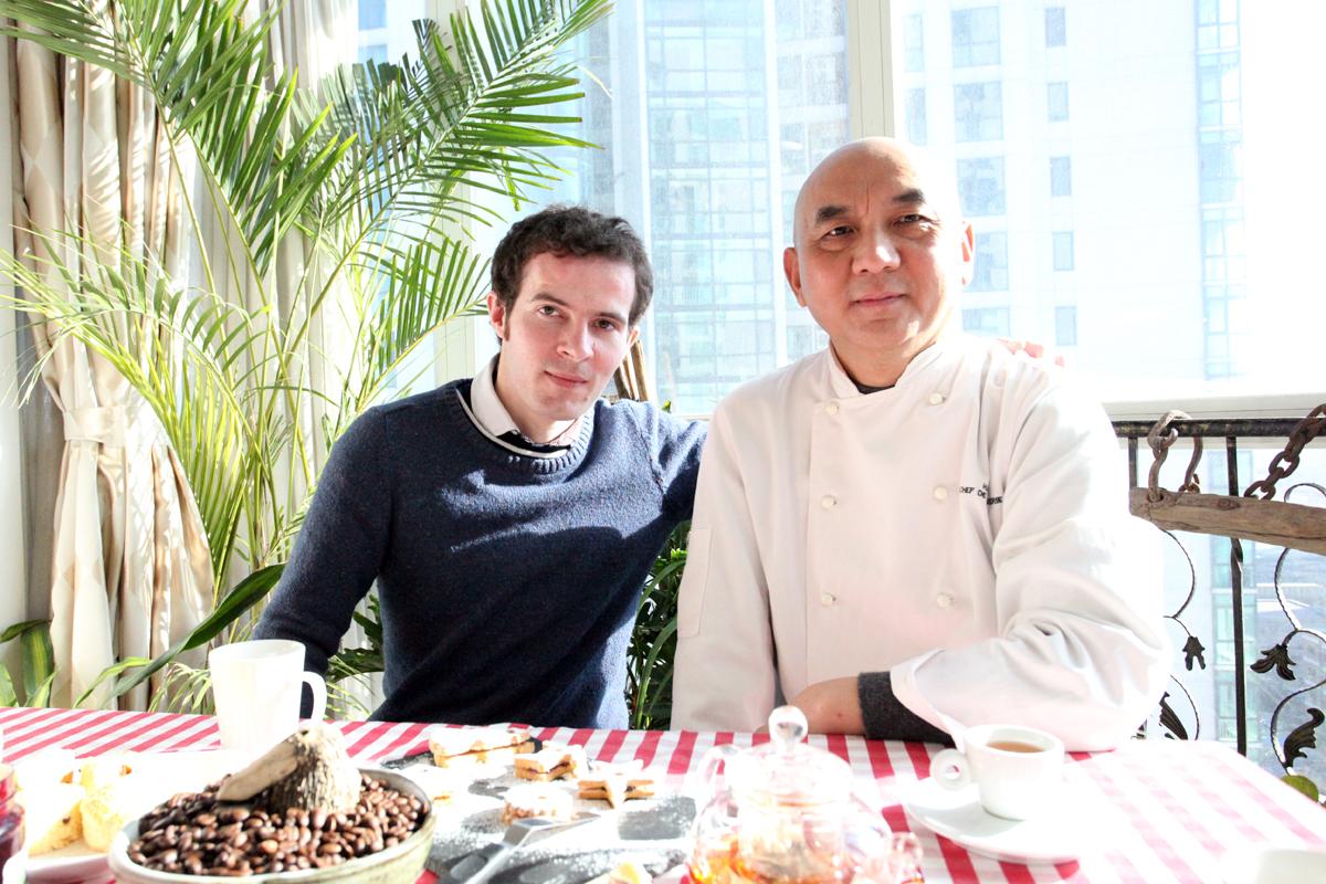 La passion des chinois pour la p tisserie la cuisine de for La cuisine de monica