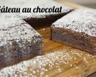 Gâteau au chocolat Mamy Monica